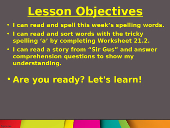 CKLA Grade 2 Skills Unit 5 Lesson 21 PowerPoint
