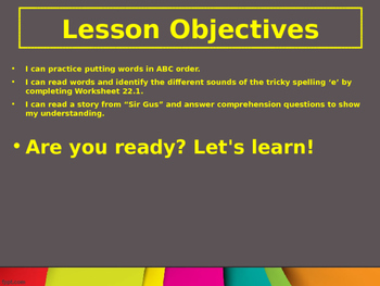 CKLA Grade 2 Skills Unit 5 Lesson 22 PowerPoint