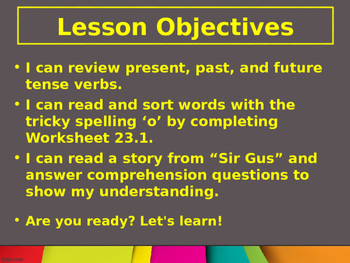 CKLA Grade 2 Skills Unit 5 Lesson 23 PowerPoint