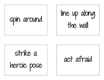 CKLA Grade 2 Skills Unit 5 Wiggle Words Flash Cards