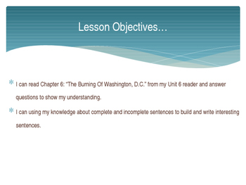 CKLA Grade 2 Skills Unit 6 Lesson 17 PowerPoint