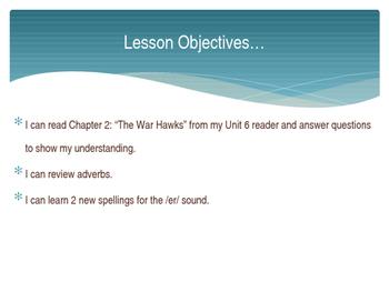 CKLA Grade 2 Skills Unit 6 Lesson 8 PowerPoint