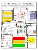 CKLA Grade 2 Skills- Individual Unit 6 Smartboard/Interactive Whiteboard Slides