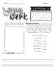 CKLA Grade 2 Word Work Domain 3, Ancient Greek Civilization