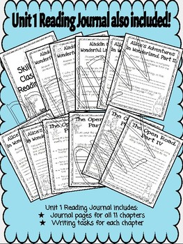 CKLA Grade 3 Classic Tales Quiz and Journal BUNDLE