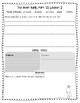 CKLA Grade 3 Domain 1 Notetaking Journal