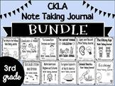 CKLA Grade 3 Note Taking BUNDLE
