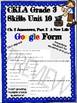 CKLA Grade 3 Skills Unit 10 Colonial America Google Form Quiz BUNDLE