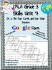 CKLA Grade 3 Skills Unit 7 Astronomy Google Form Quiz BUNDLE