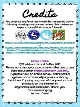 CKLA Grade 3 Unit 1: Classic Tales Ch. 8 Google Form