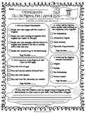 CKLA Grade 3 Unit 10 Ch. 6 Colonial America Reading Quiz
