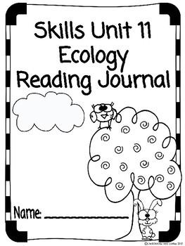 CKLA Grade 3 Unit 11 Ecology Reading Journal