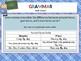 CKLA Grade 3 Unit 4 - Grammar and Morphology