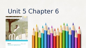 CKLA Grade 3 Unit 5 Chapter 6