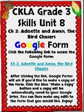 CKLA Grade 3 Unit 8: Native Americans Ch. 2 Google Form