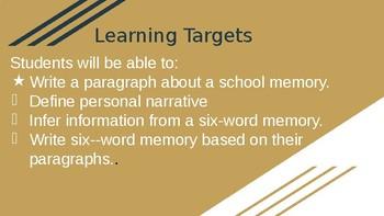 CKLA Grade 4 Unit 1 Lessons 1-4