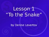 CKLA Grade 5 Unit 3 Lesson 1 Powerpoint Presentation