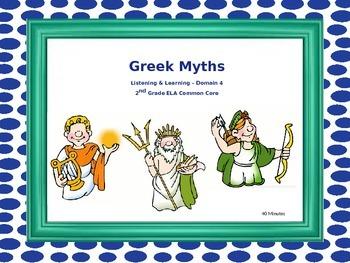 Greek Myths (CKLA)