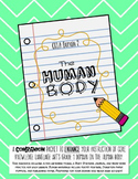 CKLA Human Body, Grade 1 Active Listening Journal