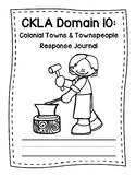 CKLA Kindergarten Domain 10 Journal