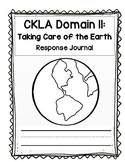 CKLA Kindergarten Domain 11 Journal