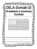 CKLA Kindergarten Domain 12 Journal