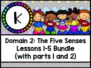 CKLA Kindergarten Domain 2 Flipchart Bundle
