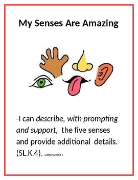 CKLA Kindergarten Domain 2 Learning Objectives