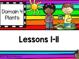 CKLA Kindergarten Domain 4 Plants Flipchart