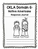 CKLA Kindergarten Domain 6 Journal