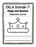 CKLA Kindergarten Domain 7 Journal