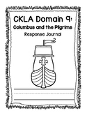CKLA Kindergarten Domain 9 Journal