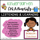WINTER DISCOUNT!!! CKLA Kinder L&L Domain 1- NURSERY RHYME