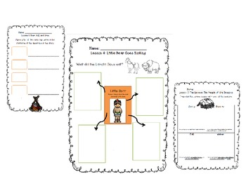 CKLA Kindergarten Listening and Learning Domain 6 Additions Native Americans