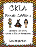 CKLA Kindergarten Listening and Learning Domain 6 Addition