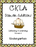 CKLA Kindergarten Listening and Learning Domain 9 Columbus and the Pilgrims