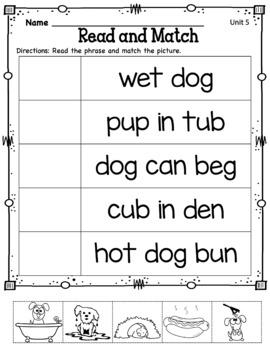 CKLA Kindergarten Skills Unit 5
