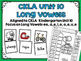 CKLA Kindergarten Skills Unit 10 Long Vowel Sorting Activities