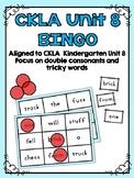 CKLA Kindergarten Skills Unit 8 BINGO