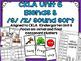CKLA Kindergarten Skills Units 3-9 Bundle