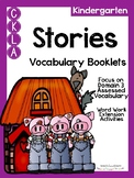 CKLA Kindergarten Stories Vocabulary Booklet