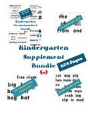 CKLA Kindergarten Supplement BUNDLE