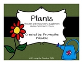 CKLA Kindergarten Unit 4 Plants Resources