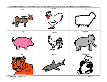 CKLA Kindergarten Unit 5: Farms Resources