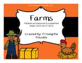 CKLA Kindergarten Unit 5: Farms Resources