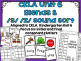 CKLA Kindergarten Skills Unit 6 Sorting Activities
