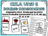 CKLA Kindergarten Unit 8 Sorting Activities