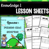 CKLA Knowledge 1 Lesson Sheets - Fables and Stories