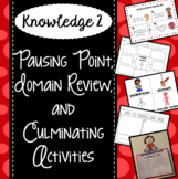 CKLA Knowledge 2 - Pausing Point, Domain Review, Culminating Activities