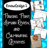 CKLA Knowledge 5 - Pausing Point, Domain Review, Culminating Activities